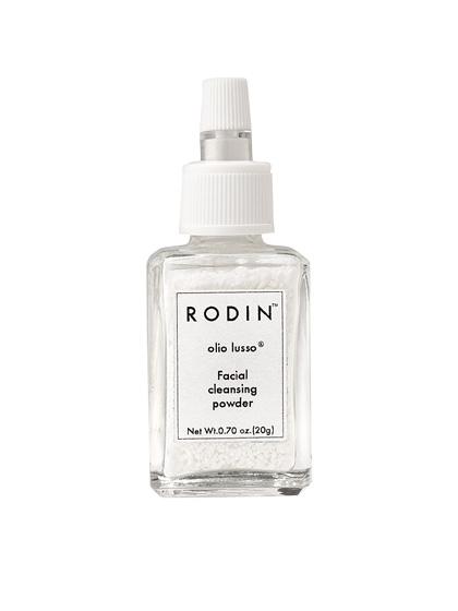 Facial cleansing powder pic 402