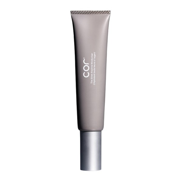 cor silver anytime moisturizer toronto canada