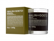 malin tobacco candle