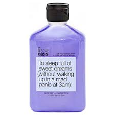 NOT SOAP RADIO: TO SLEEP FULL OF SWEET DREAMS BODY WASH