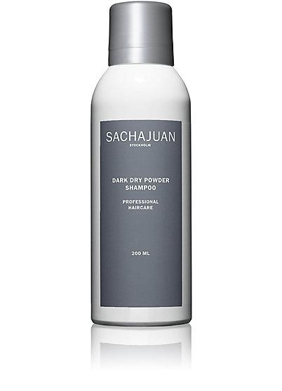 sachajuan dark dry shampoo