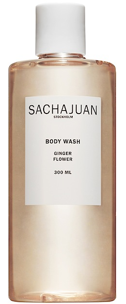 sachajuan ginger wash
