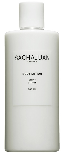 sachajuan shiny citrus lotion
