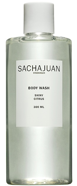 sachajuan shiny citrus wash