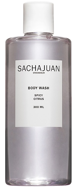 sachajuan spicy citrus wash